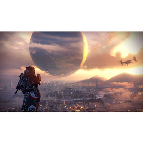 Destiny Game Fabric poster - GamerGift