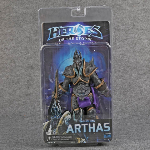 Heroes of The Storm The Lich King Arthas PVC Action Figure Collectible Model Toy