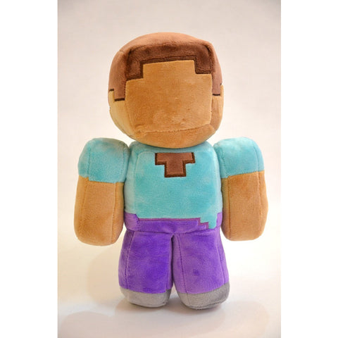 Minecraft Steve Zombie Ghost Doll