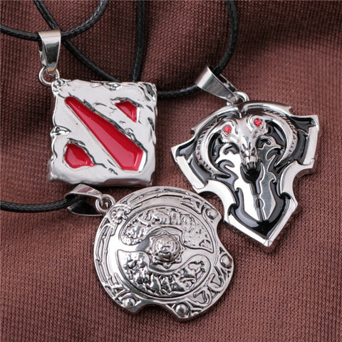 Dota2 Model  Vanguard Immorality Necklaces - GamerGift