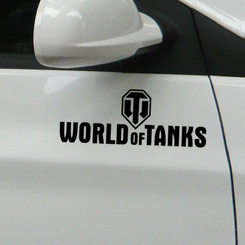 World Of Tanks Car Stickers And Decals