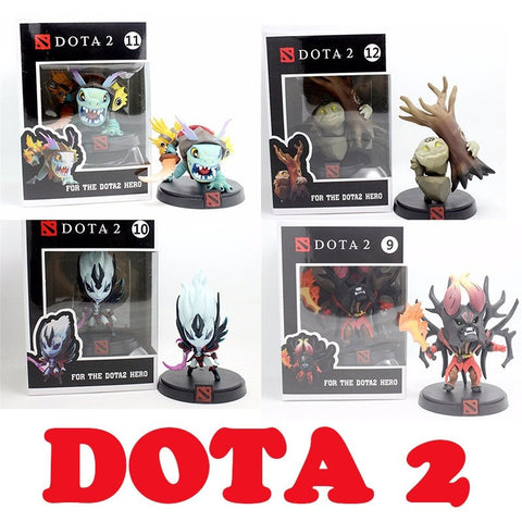 DOTA 2 Slardar Lucifer Tiny Silkwood Boxed 1pcs - GamerGift