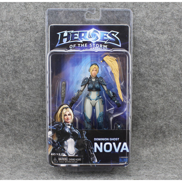 Heroes of The Storm Dominion Ghost NOVA 15cm Boxed