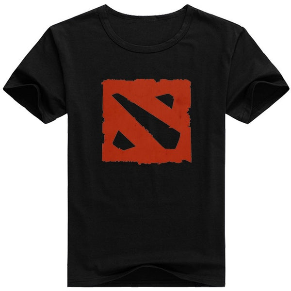 DOTA 2 T shirt for men and women short sleeves