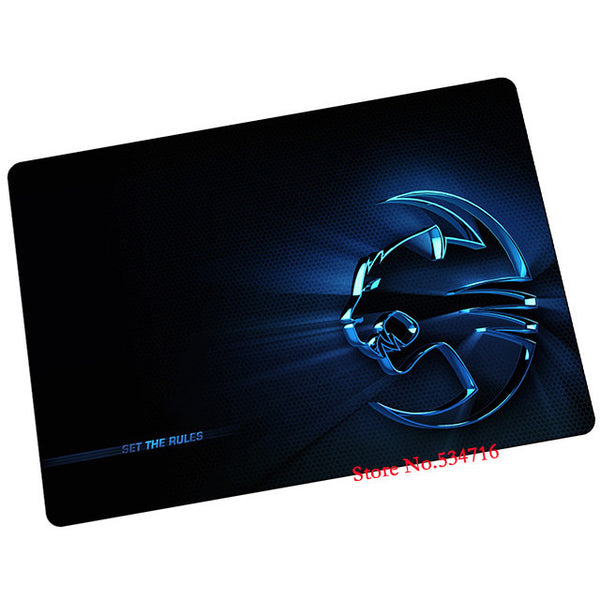 HD pattern game pad to mouse notebook computer mouse mat brand gaming mousepad