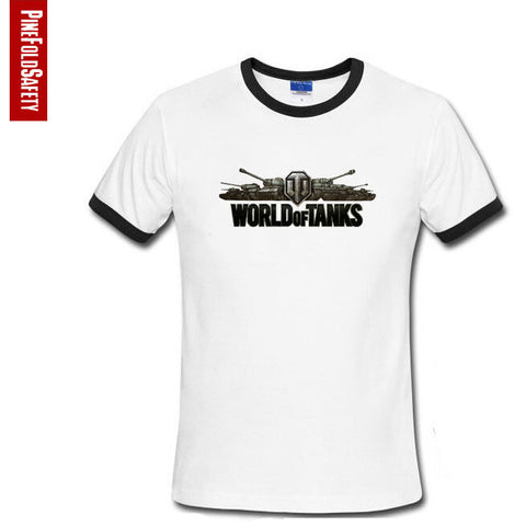 World Of Tanks T Shirt Men World War II men's T-SHIRT