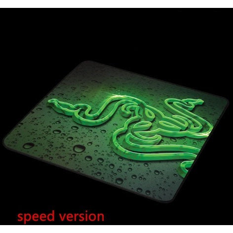 gaming mouse pad 300*250*2mm locking edge mouse mat mousepad speed/control