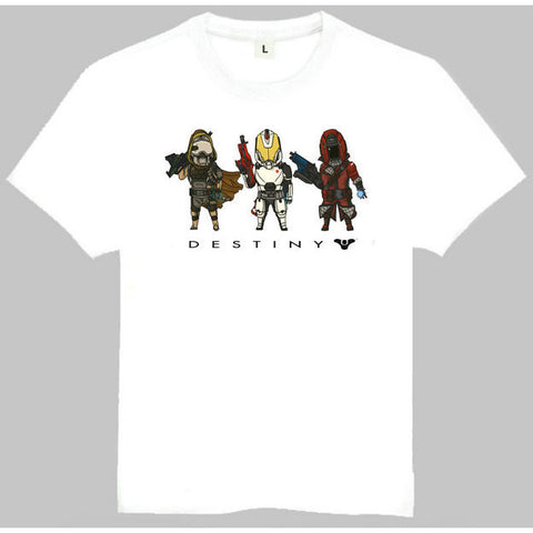 Destiny Printing T-shirt Destiny Top Tees - GamerGift
