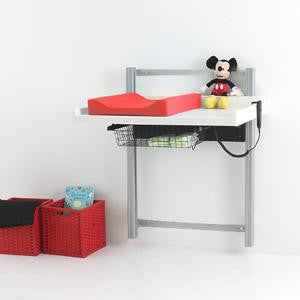Adjustable Changing Tables