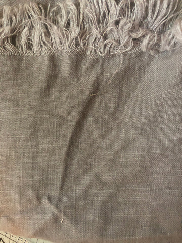 Gray linen bloomer