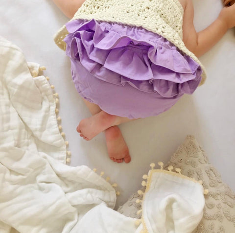 Ruffled bum bloomers~ready to ship