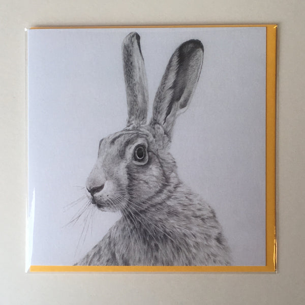 Hare card pack