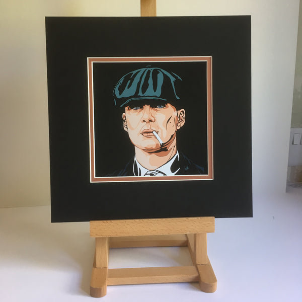 Mini Deco style Tommy Shelby III