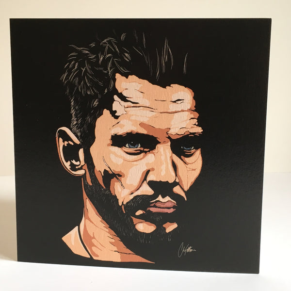 Vikings Bishop Heahmund Greetings card