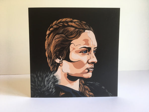 Game of Thrones Sansa Stark II Greetings card