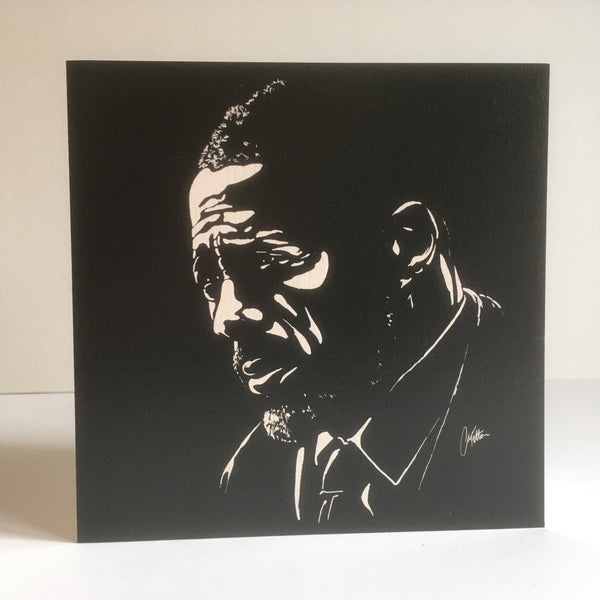 Luther Greetings card