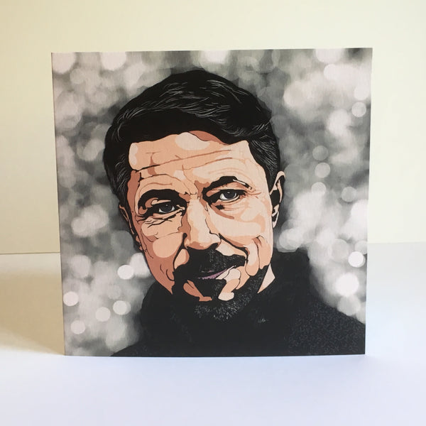 Game of Thrones Lord Baelish Greetings card
