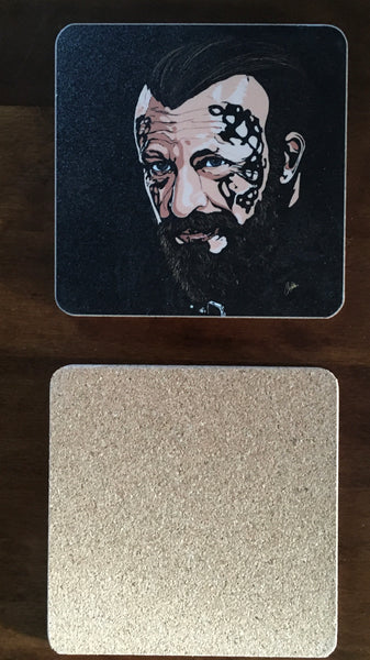 Vikings King Harald Coaster