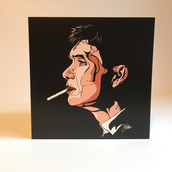 Peaky Blinder Greetings Card pack Art Deco style