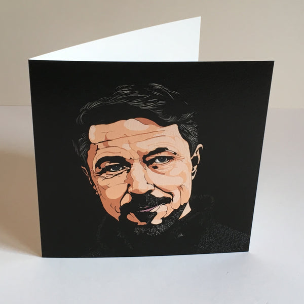 Game of Thrones Lord Baelish II Greetings card
