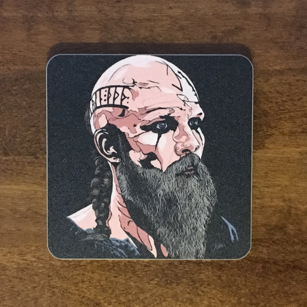 Viking's Floki Coaster