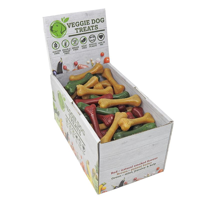 Healthy Vegetarian and Vegan Dog Snacks