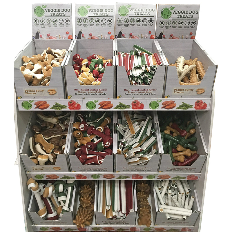 Veggie Dog Snacks - Now in Stock. New Release!!