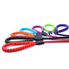 Rubber Handled Rope Leads with Trigger Hook - Miro&Makauri