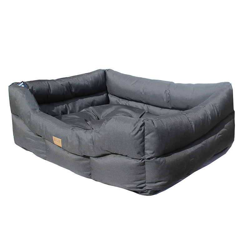 Waterproof Dog Beds - Black