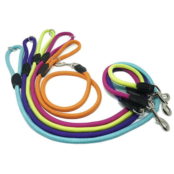 Delta Bright Rope Leads