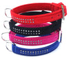 Velvet Diamante Collars-Double Row - end of stock discount - Miro&Makauri