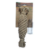 Jute Rope Crinkle Bottle Toy