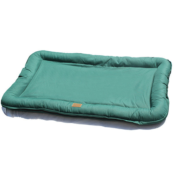 Waterproof Mattress - Bottle Green