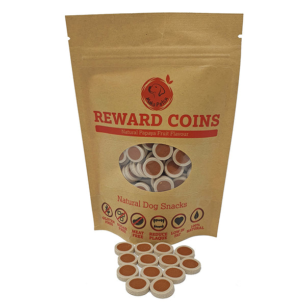 Papaya Fruit  Reward Coins - out of stock