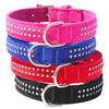 Velvet Diamante Collars-Double Row