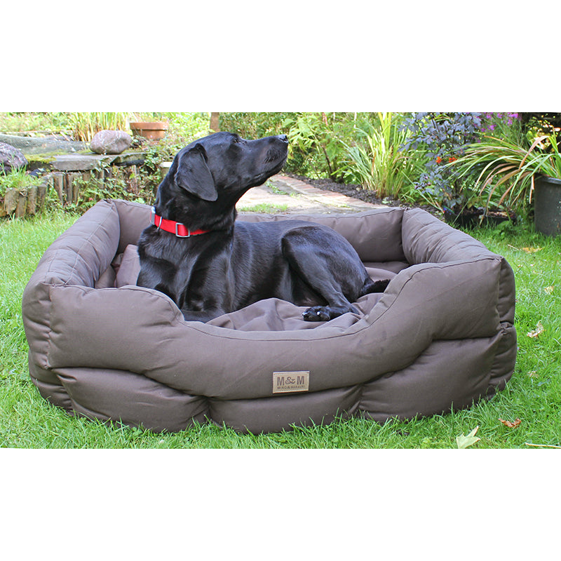 Waterproof Dog Beds - Brown