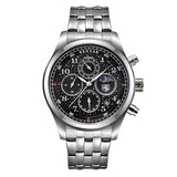 Men's Stainless Steel Chief Watch