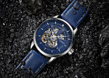 Automatic Skeleton Men's Wristwatch