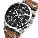 Explorer Black Dial Men's Watch
