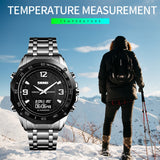 Multifunctional Dual Movement Sports Watch