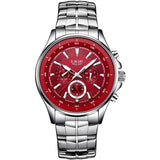 Stainless Steel Dress Men's Watch
