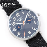 Natural Park Mono Nylon Band Watch