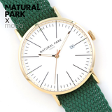 Natural Park Mono Watch
