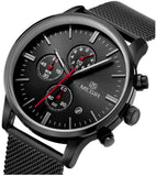 Maestro Prestigious Men's Watch (Limited Black Edition)