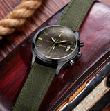 Military Multifunctional Wristwatch
