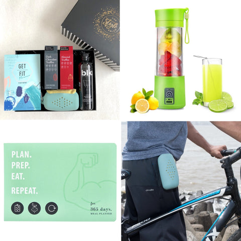 fitness gifts ideas, health gifts