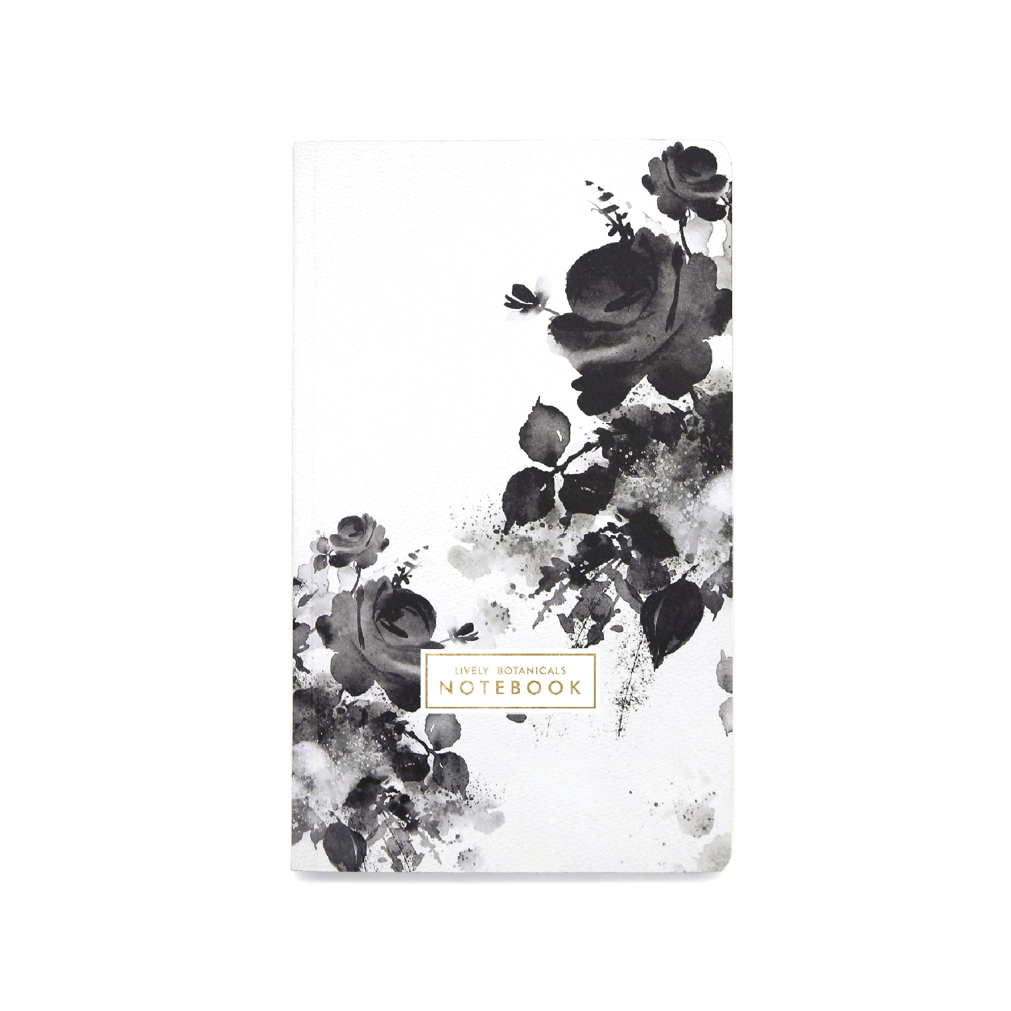 Lively Botanicals Notebooks