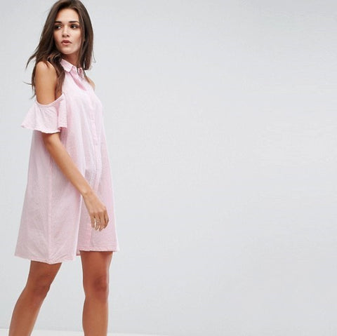 Miranda Shirt Dress