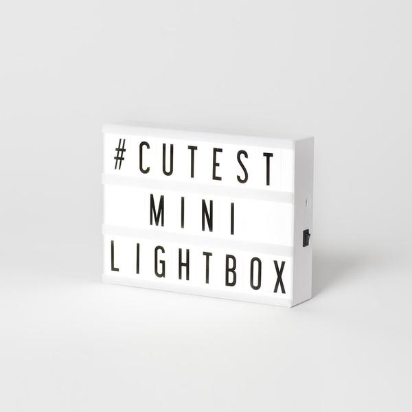 LED Cinematic Box Small