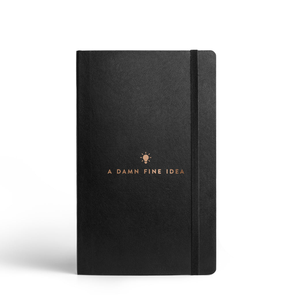 A Damn Fine Idea Journal
